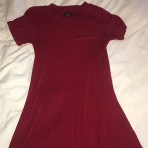 AE Short Sleeve T-shirt Dress